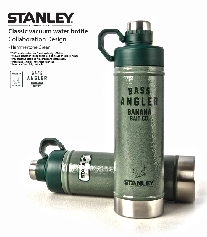 Bananabait x Stanley Classic vacuum water Bottle