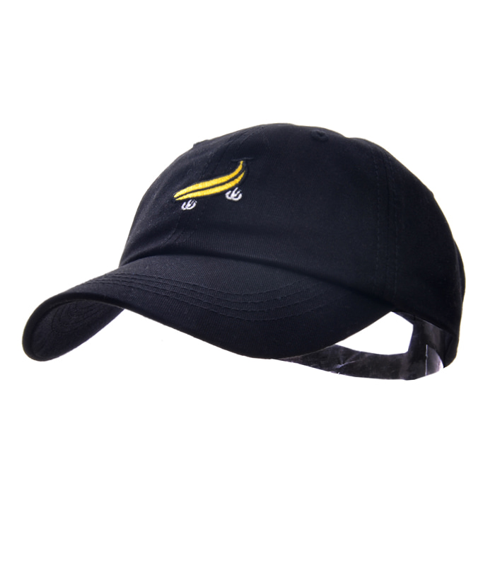 Banana Ball-cap - Black