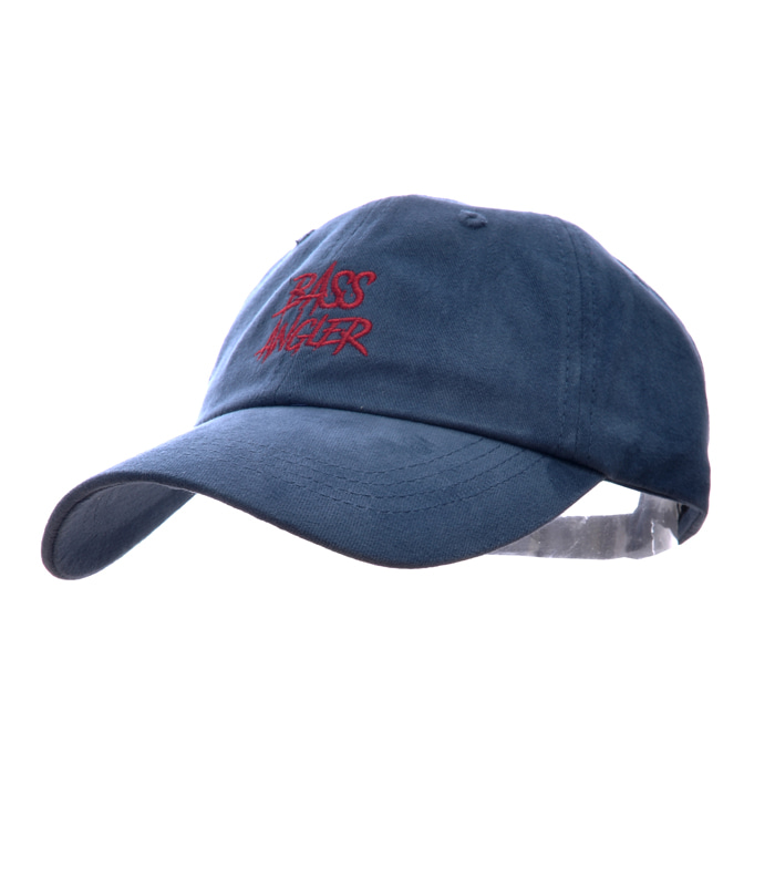 Bass Angler Ball-cap - Royal Blue