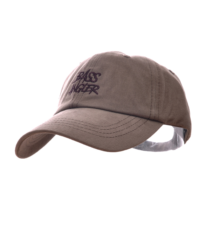 Bass Angler Ball-cap - Beige