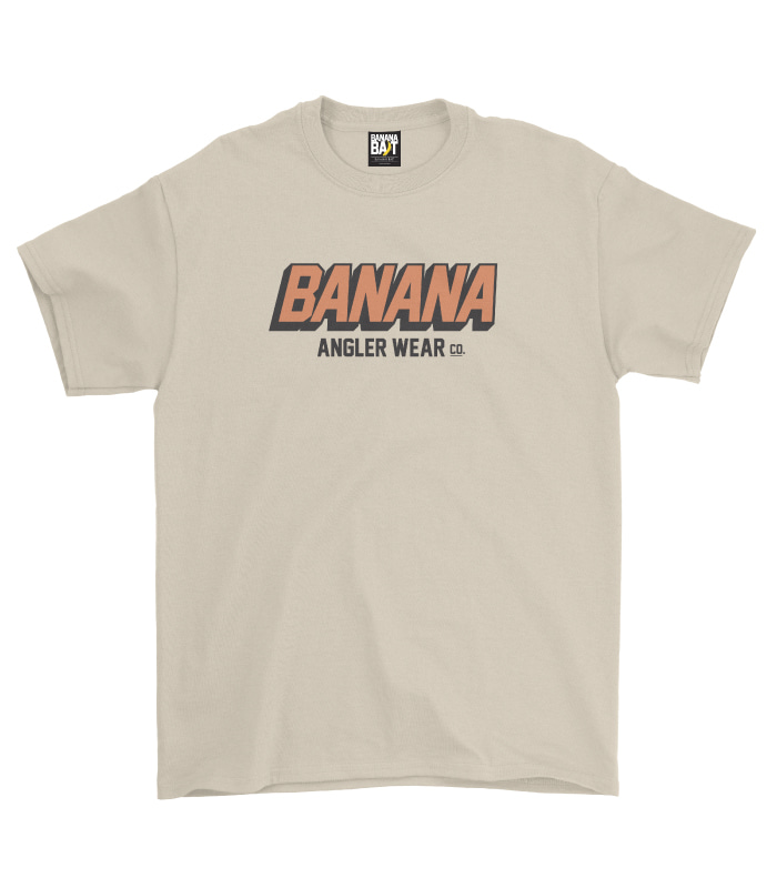 BANANA T-Shirts / Cream