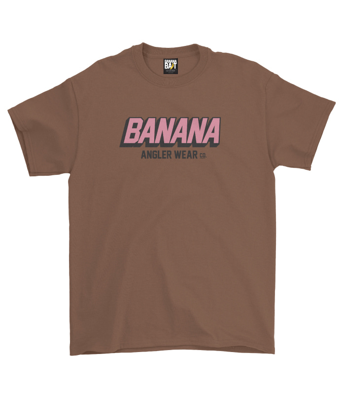 BANANA T-Shirts / Brown