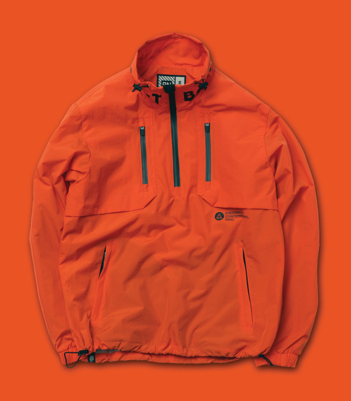 [방수] 바나나베이트 IGNITE Windbreaker JKT / Orange